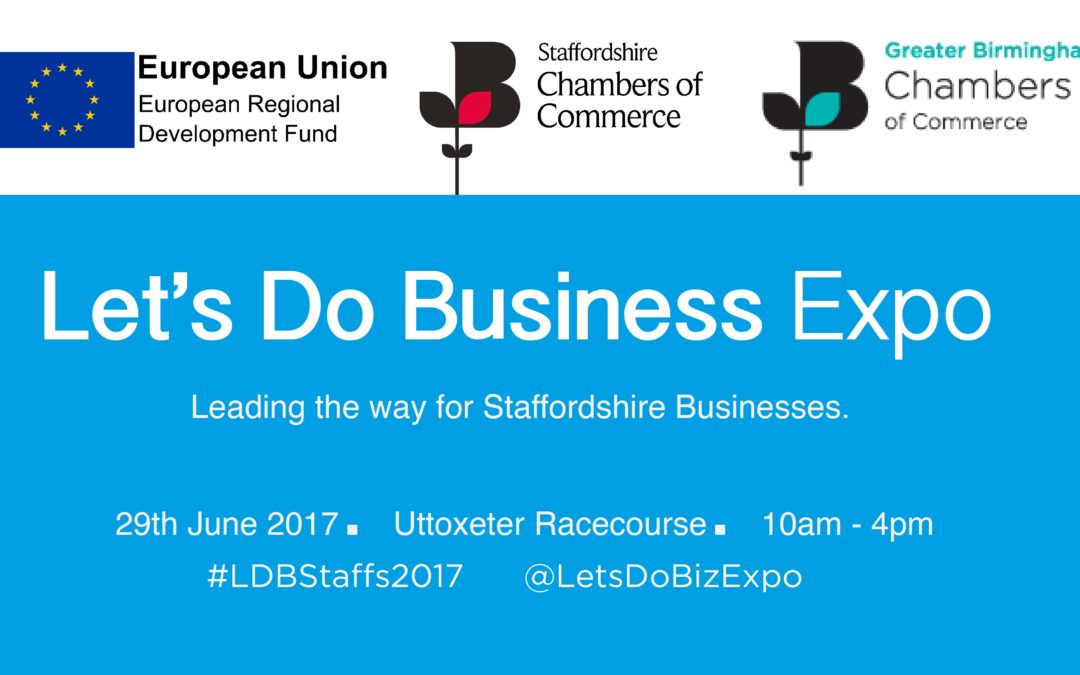 Let's Do Business 2017 – 29th of June!
