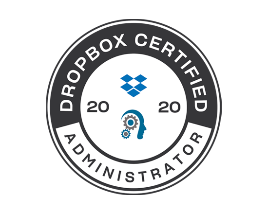 Dropbox Certified Administrator